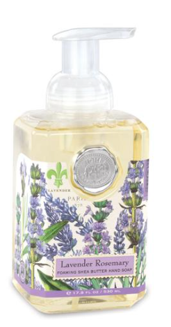 Michel Lavender Rosemary Foaming Hand Soap