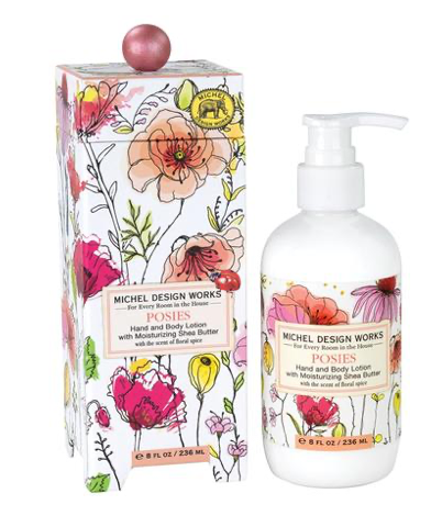 Michel Posies Lotion