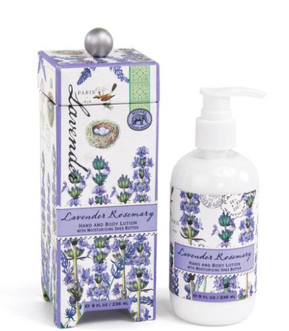 Michel Lavender Rosemary Lotion