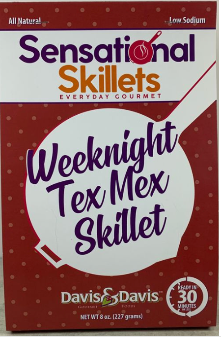Weeknight Tex Mex Skillet