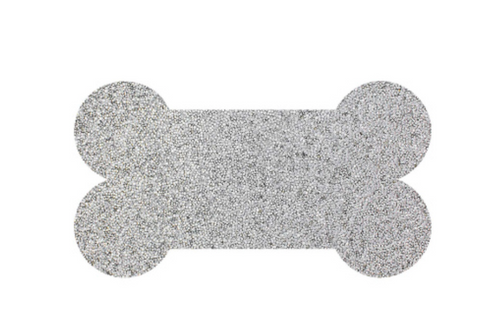 Crystal Dog Bone Placemat