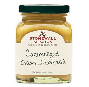Caramelized Onion Mustard 7.75 oz.