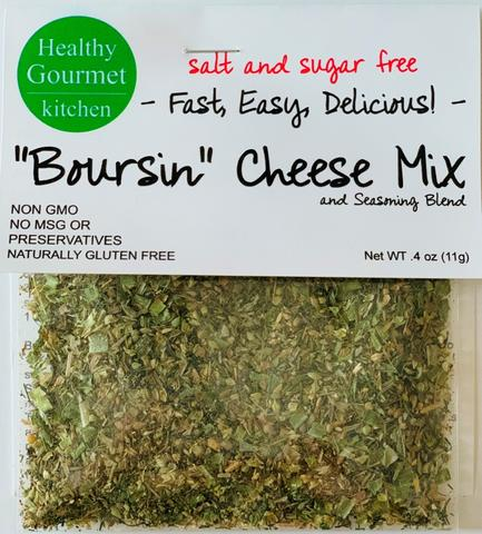 """Boursin"" Cheese Mix"