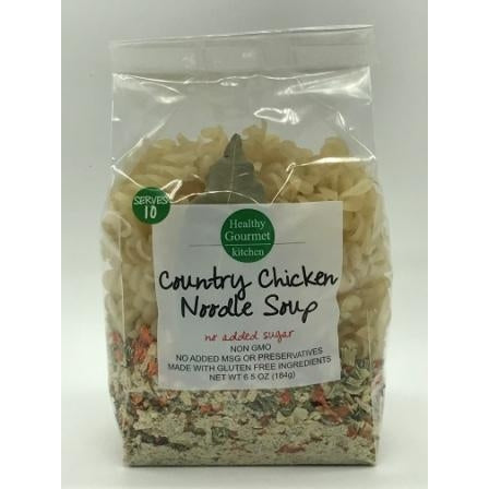 GF Chicken Noodle Soup Mix