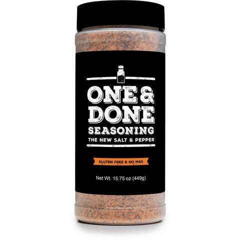 One & Done Seasoning 15.75 oz.