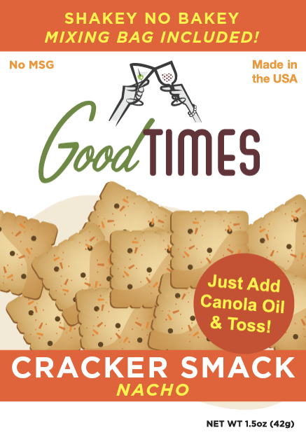 Cracker Smack Nacho Cheese
