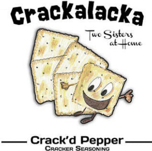 Crackalacka Crack'd Pepper
