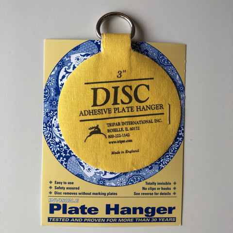 "3"" Disc Adhesive Plate Hanger"