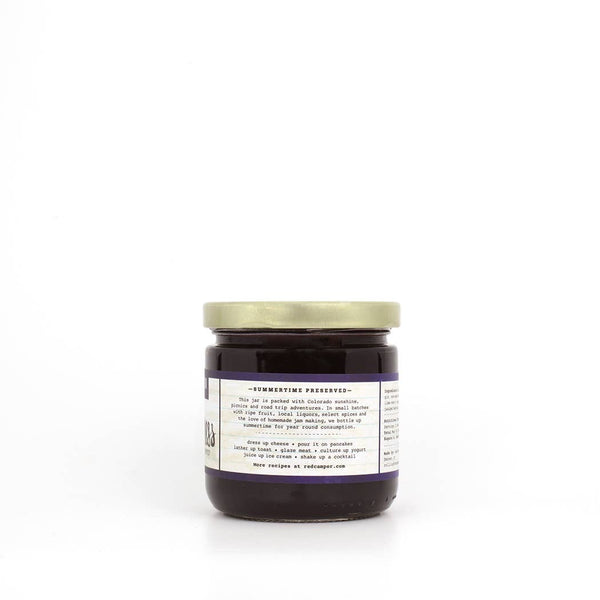 Desert Blueberry Gin Preserves 9 oz.