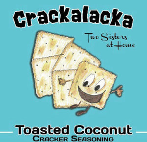Crackalacka Toasted Coconut