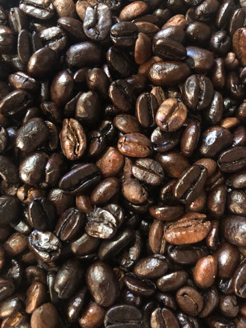 Coffee Ground or Whole Bean 8oz. Assorted Flavors