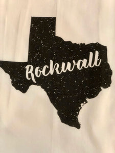 Rockwall - Flour Sack Towels