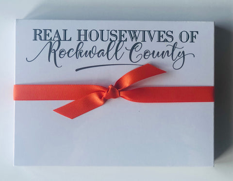 Real Housewives of Rockwall County Color Slab Pad