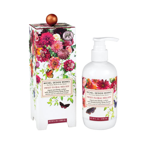 Sweet Floral Melody Lotion