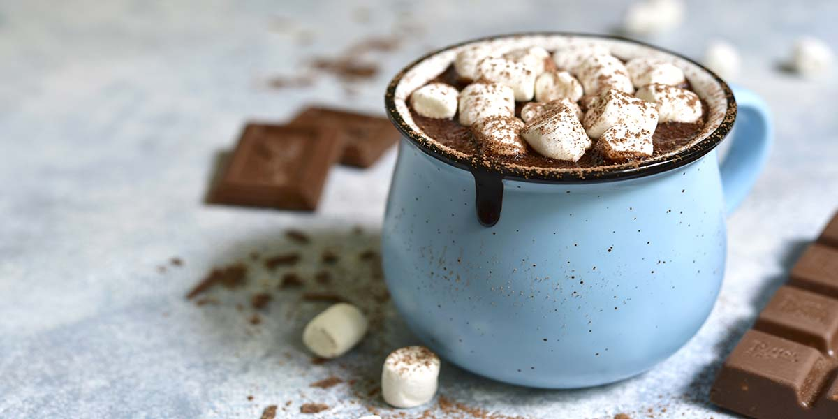 Inspired Hot Chocolate