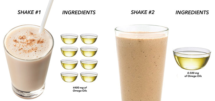 Shake Comparison Three