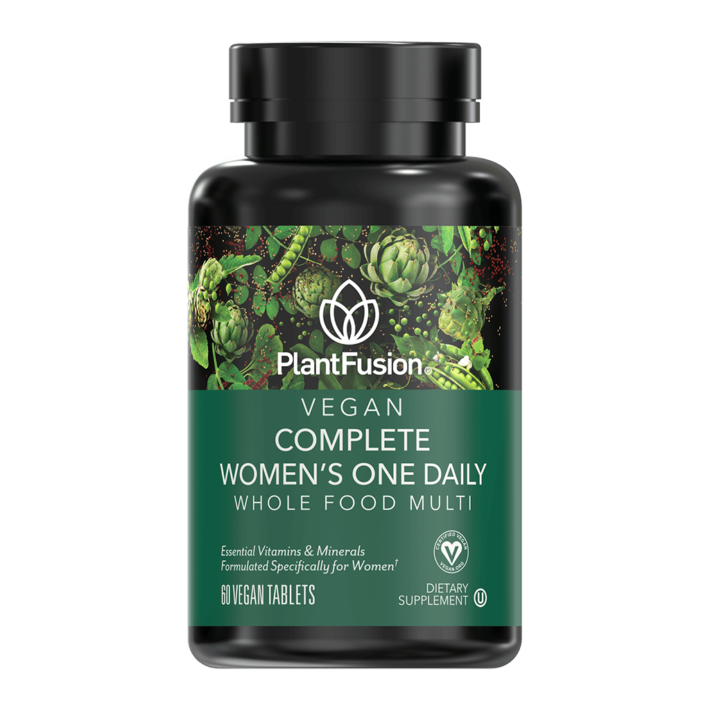Vegan Complete Women's One Daily Whole Food Multi