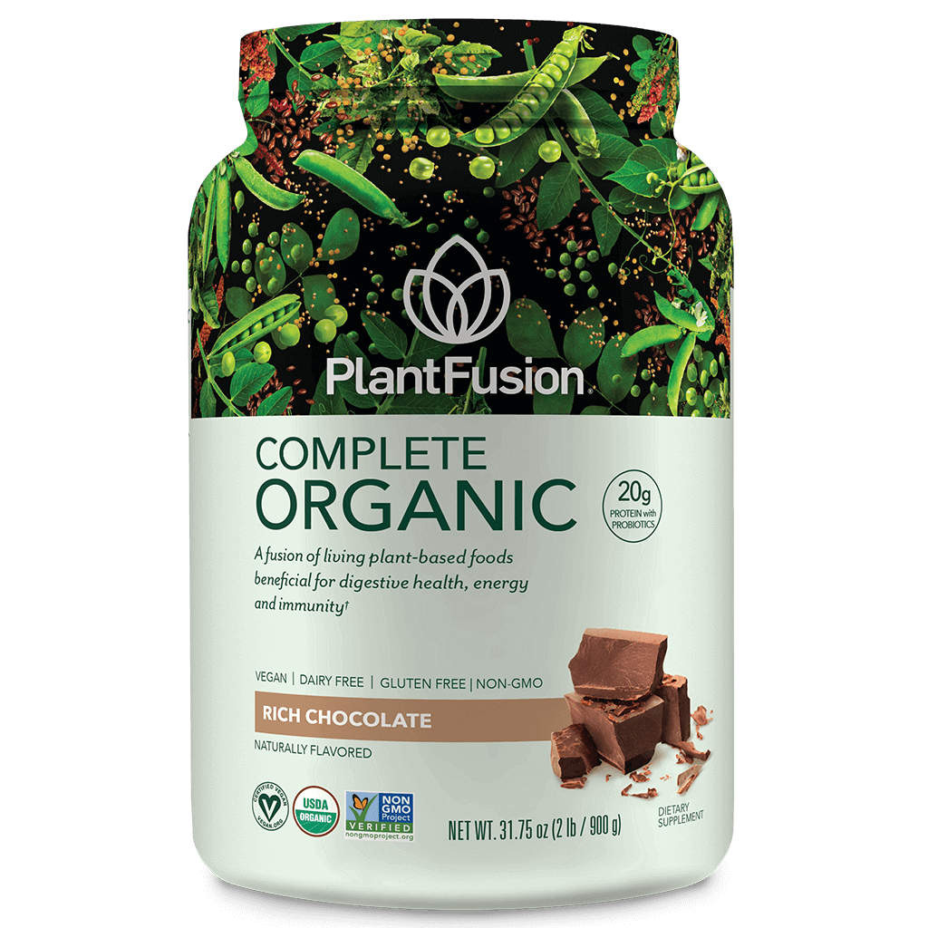Complete Organic Protein