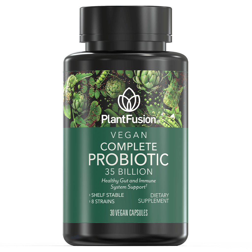 Vegan Plant-Based Probiotic