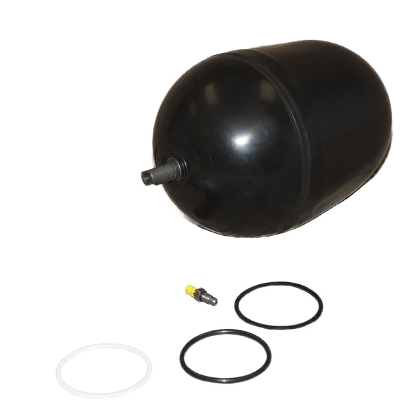 SFP Bladder Assembly Kit, 3000psi, 0.25 Gallon Nominal Capacity, Nitrile Bladder
