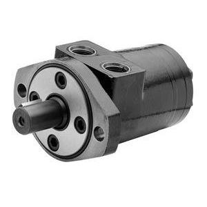 "BMPH-200-H2-K-P : Dynamic LSHT Motor, 195cc, 310RPM, 3186in-lb, 2031psi Differential, 15.85GPM, SAE A 2-Bolt Mount, 1"" Bore x 1/4"" Key Shaft, Side Ported, 1/2"" NPT"