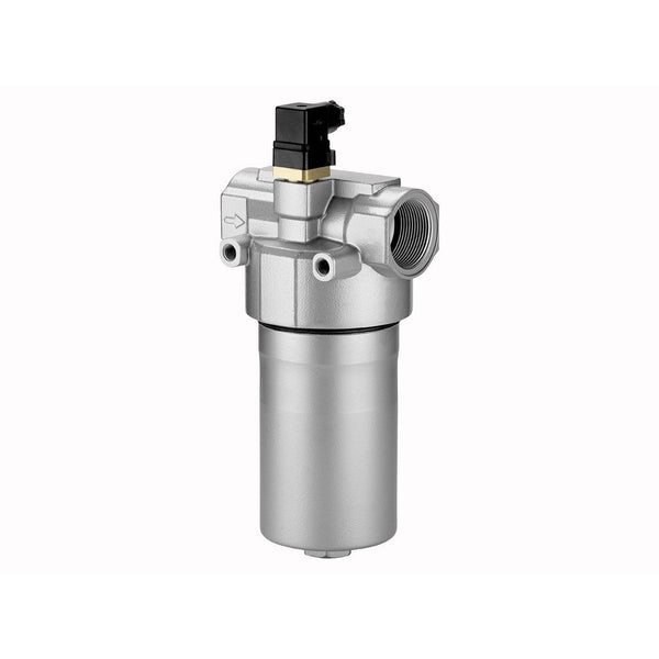 D 162-786 OD1 : Argo Pressure Filter, 1450psi, 11.6GPM, 10 Micron, #8SAE, With Ind., With Bypass