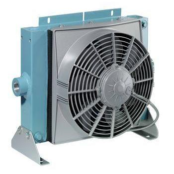 "D30-24 : AKG CooL-Line D Series Cooler, 24V, 1-Fan, #20 SAE (1.25""), No Bypass"