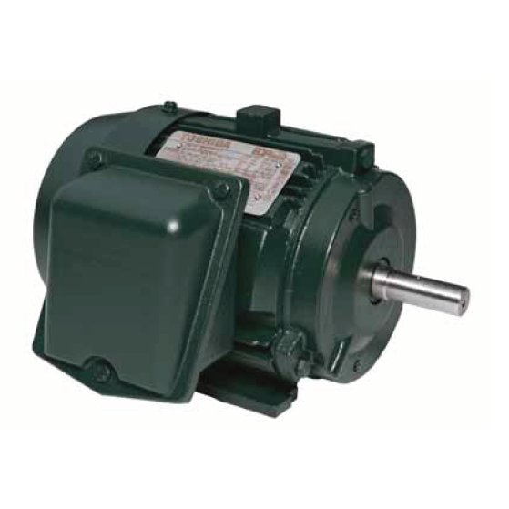 0054SDSR41A-P : Toshiba EQP Global SD Motor, 5HP, 1800RPM, 230/460V, 184T Frame