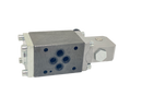 RPR3-062C51/A1 : Argo Hytos Directional Control Valve, Lever Operated, D03 (NG6), 21GPM, 5100psi, 2P4W, Spring Return, Tandem Spool in Neutral