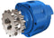 ML06-A-E1A-K05-5A10-FHK0 : Poclain ML Chain Drive Motor