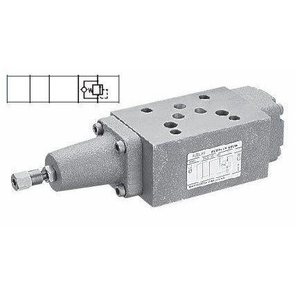 OCQ-G01-A12-20 : Nachi D03  Counterbalance, 10.5GPM, 3625psi, Control in A Port, 500 to 2030psi Adjustable