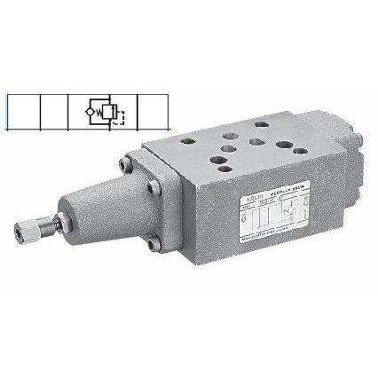 OCQ-G01-B11-20 : Nachi D03  Counterbalance, 10.5GPM, 3625psi, Control in B Port, 115 to 1000psi Adjustable