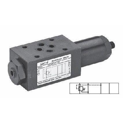OG-G03-B1-J51 : Nachi  Pressure Reducing Valve, D05 (NG10), 21GPM, 3625psi, Reduction on Port B, 115psi to 1000psi Range