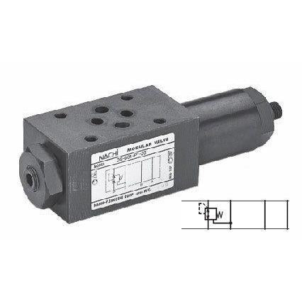 OG-G01-P2-21 : Nachi  Pressure Reducing Valve, D03 (NG6), 13.2GPM, 3625psi, Reduction on Port P, 500psi to 3000psi Range