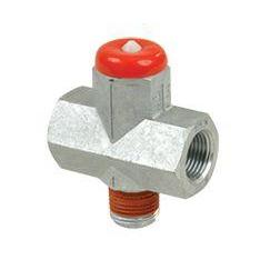 223-385V : Norgren PPV Pressure Protection Valves - 85 Psi Open / 67 Psi Close 3/8 NPT c/w Vibra Seal