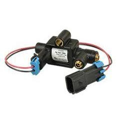 5030-310B : Norgren Commercial Vehicle solenoid operated horn valve, 1/4 Push to Connect fittings