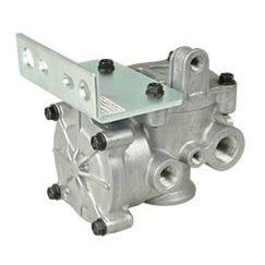5040-111-01C : Norgren Lift Axle Control Module - Air Actuated with Check Valve and Gauge Port