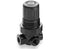 R91W-2AK-NLN : Norgren R91 Water Regulator, 1/4 NPT, 5 to 125psi outlet pressure range, knob adjustable