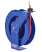"SH-N-375 : Coxreels SH-N-375 Low Pressure Spring Rewind Hose Reel with Super Hub, 3/8"" I.D, 75' capacity, with hose, 300psi"