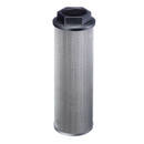 "SUS-102-N32-260-125-P-B0.2 : Stauff Suction Strainer, Plastic End Cap, 2"" NPT, 59.8GPM, 125 Micron, 3psi Bypass"
