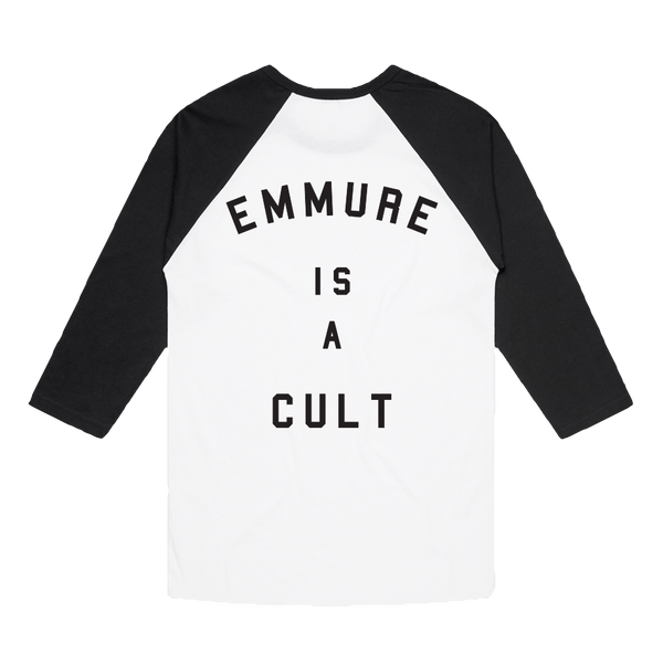 """Sportcult"" Raglan T-Shirt - Imprint Merch - Official Merchandise - Print On Demand Austraila"