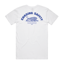 "Load image into Gallery viewer, ""Chasing Safety"" T-Shirt"