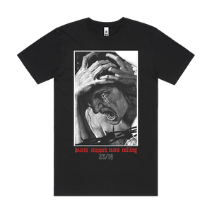 """Tears Rolling"" T-Shirt - Imprint Merch - Official Merchandise - Print On Demand Austraila"