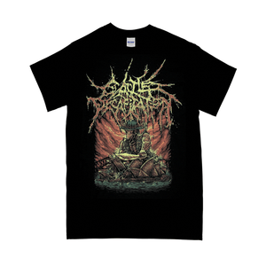 """Australian Extinction Tour Tee"" T-shirt - Imprint Merch - Official Merchandise - Print On Demand Austraila"