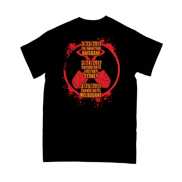 """Undead Unplugged 2"" T-Shirt - Imprint Merch - Official Merchandise - Print On Demand Austraila"