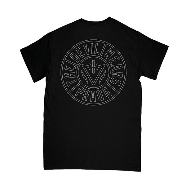 """TDWP Circle Logo"" T-Shirt - Imprint Merch - Official Merchandise - Print On Demand Austraila"