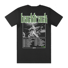 "Load image into Gallery viewer, ""Final Shows Asia/Aus Tour"" T-Shirt - Imprint Merch"