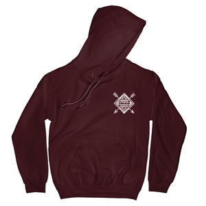 """Arrow"" Hoodie - Imprint Merch"