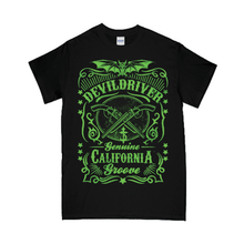 "Load image into Gallery viewer, ""Genuine California Groove"" T-Shirt - Imprint Merch"