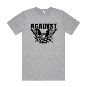 """Eagle"" Sports Grey T-Shirt - Imprint Merch - Official Merchandise - Print On Demand Austraila"